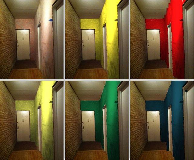 Benjamin Moore Color Capture App Loisaida Nest