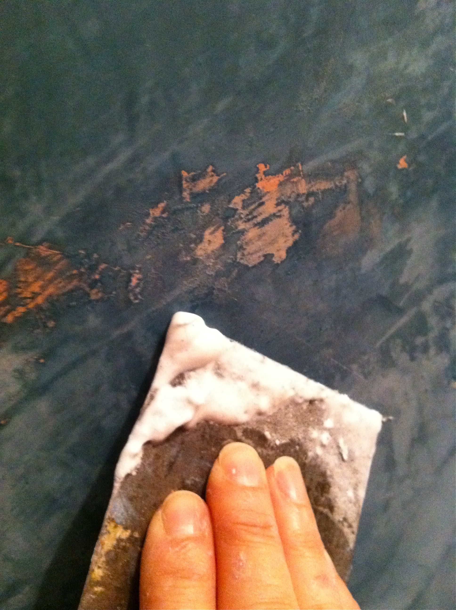 venetian plaster recipe loisaida nest. Black Bedroom Furniture Sets. Home Design Ideas