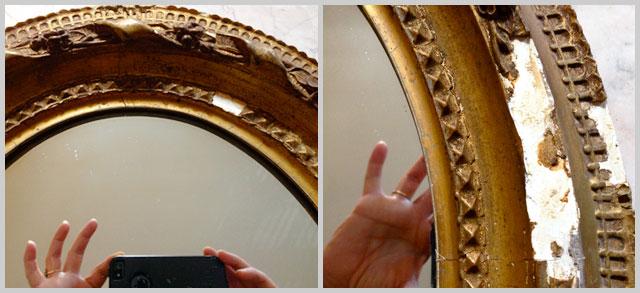 How To Repair A Plaster Frame Loisaida Nest