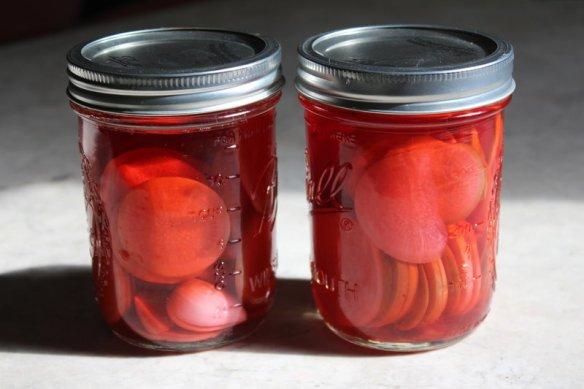 watermelonradishballjar